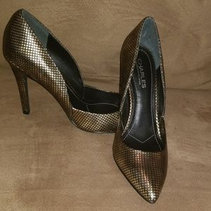 Charles by Charles David High Heel Pumps